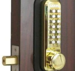 Keypad Locks: A Review Of the 2210BB Digital Deadbolt