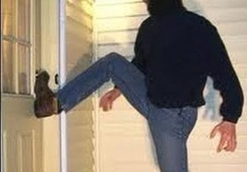 Door Jamb Burglary Repair in Chicago – The Scramble to Repair Doors, Jambs and Install Alarms