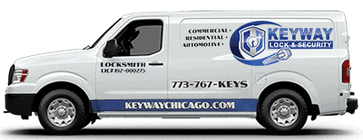 Transponder City Mobile Locksmith Truck