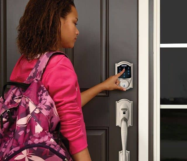 We install Smart Lock for all types of residences