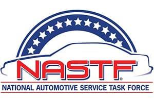 National Automotive Service Task Force logo