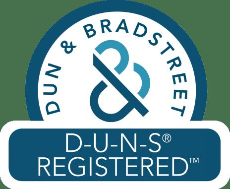 Dun & Bradstreet DUNS Registered logo